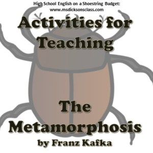 Activities for Metamorphosis Kafka 1