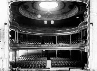 Theatre Royal, Sydney, 1892