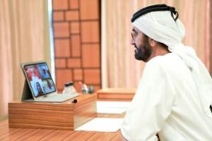 الإمارات تستعد لما بعد كورونا بهيكل حكومي جديد