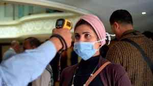 مصر.. أرقام جديدة لإصابات كورونا
