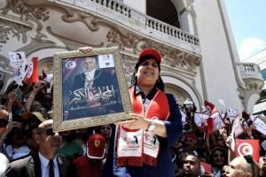 عبير موسي: على القوى المدنية الالتحاق بنا لوقف أخونة تونس