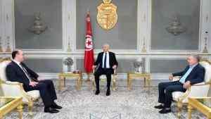 سعيّد يحرج الغنوشي: لا مشاورات لتشكيل حكومة جديدة