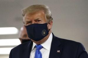 أخيرا أذعن الرئيس الأميركي لخطر كورونا
