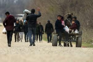 امعان تركيا في التلويح بورقة اللاجئين يثير قلق الاتحاد الاوروبي