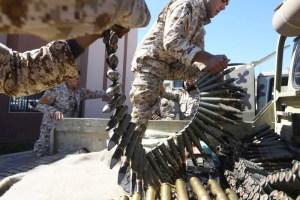 عقوبات أوروبية على شركات وأشخاص لانتهاكهم حظر الأسلحة على ليبيا
