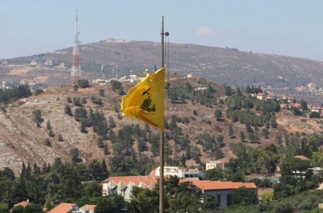 انفجار يهز مستودع أسلحة لحزب الله في عين قانا جنوب لبنان