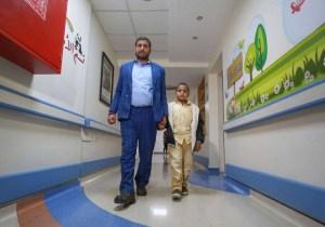 مرضى يمنيّون يستعيدون أمل الحياة في الأردن