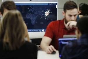 الذكاء الاصطناعي يتعقب فايروس كورونا