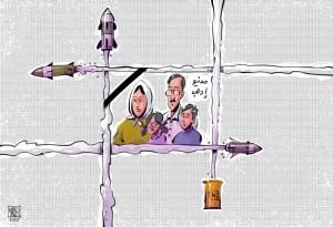 مدنيو إدلب في مرمى الصواريخ