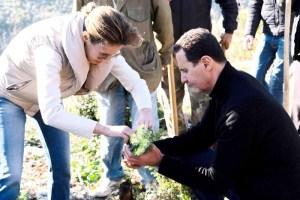 هل يؤهل النظام أسماء الأسد للعب دور سياسي متقدم