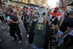 السيستاني يحذّر الحكومة من وصول التظاهرات إلى النجف