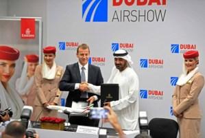 صفقات شركات الطيران الإماراتية تعزز تقدم إيرباص على بوينغ