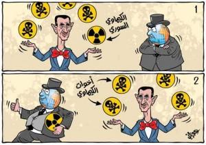 الكيماوي السوري - جهاد عورتاني