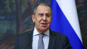وزير الخارجية الروسي سيرغي لافروف اليوم سلسلة اجتماعات في نيويورك