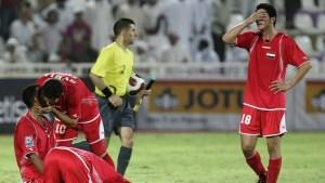 ساد التعادل الإيجابي المباراة التي جمعت منتخب سوريا وضيفه الإماراتي (1-1)