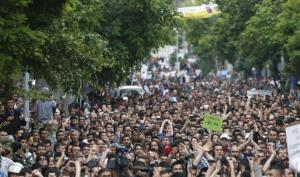 #تركيا تفرق احتجاجا قرب المنجم المنكوب و #اوباما يعزي