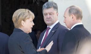 #بوتين و #بوروشينكو يدعوان لوقف إراقة الدماء بشرق #اوكرانيا