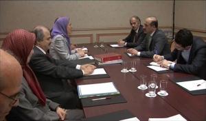 #ايران تنتقد #الجربا وترسل مراقبين لرئاسيات #سوريا