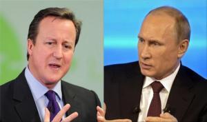 #بوتين يجتمع بـ #كاميرون و #اوباما يدعوه للاعتراف بحكومة #اوكرانيا