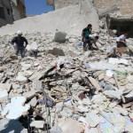 فشل هجوم ثالث لتنظيم الدولة الاسلامية على مطار الطبقة شمال سورية