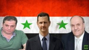 قائمة المرشحين النهائية #للرئاسة السورية: #بشار الأسد و#ماهر حجار و#حسان النوري