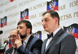 #دونيتسك و #لوغانسك تعلنان استقلالهما عن #اوكرانيا