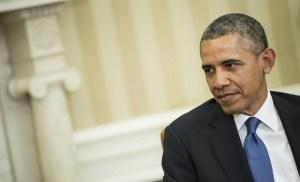 #اوباما يلتقي #الجربا ويؤكد رفضه للانتخابات الرئاسية القادمة في #سوريا