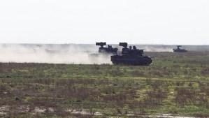 وزارة الدفاع #الروسية تعلن بدء عودة القوات من التدريبات على الحدود مع #اوكرانيا