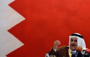 #وزير_الخارجية_البحريني : عودة سفيرنا الى #الدوحة ليست واردة الآن