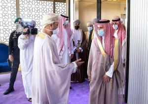 السعودية وجهة سلطان عُمان في أول زيارة خارجية له منذ تسلّمه السلطة