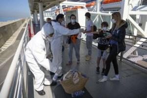 منظمو الرحلات البحرية يراهنون على اللقاحات لاستئناف نشاطهم