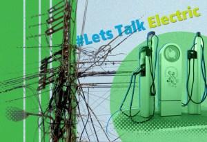 سيارة كهربائية في بلاد بلا كهرباء