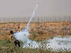 إطلاق قذيفتين من غزة صوب إسرائيل.. ومواجهات بالقدس