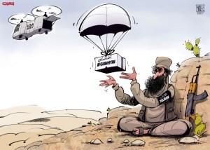 أفغانستان هدية لطالبان من أجل التهدئة