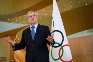 ولاية جديدة لباخ على رأس الأولمبية الدولية