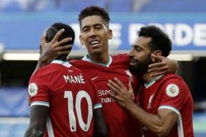 ليفربول يخطط لاستبدال ثلاثي الهجوم