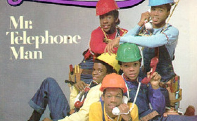 Mr Telephone Man Being Msdrph