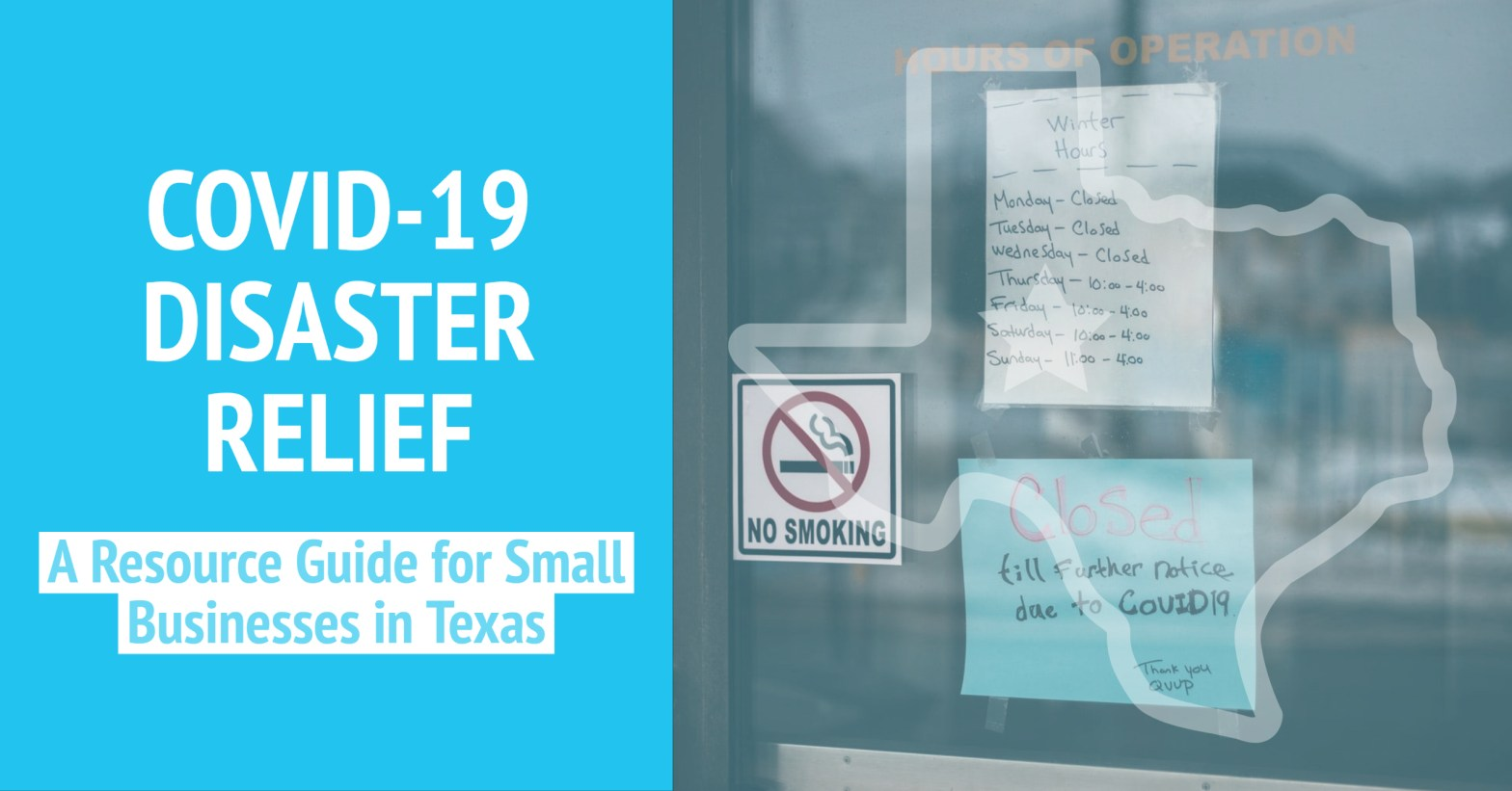 small business recovery for Texas small business owners