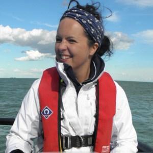Alison James maritime archaeologist