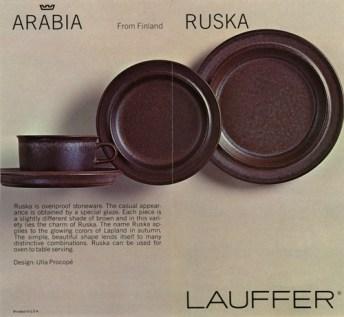 Lauffer Arabia Ruska stuffer