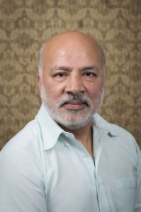 S Ismat Shah