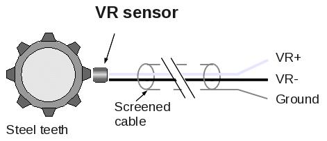 Ford vr sensor megasquirt