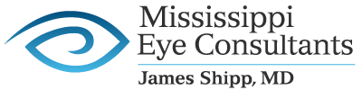 MS Eye Consultants Logo