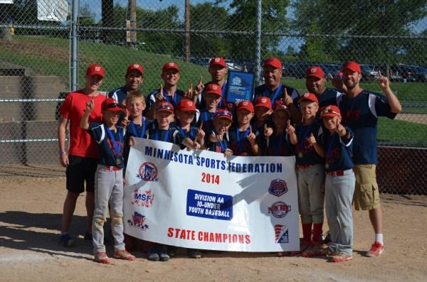 State Tournament Results Minnesota Sports Federation