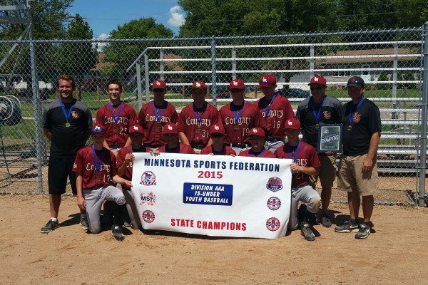 State Champions Minnesota Sports Federation