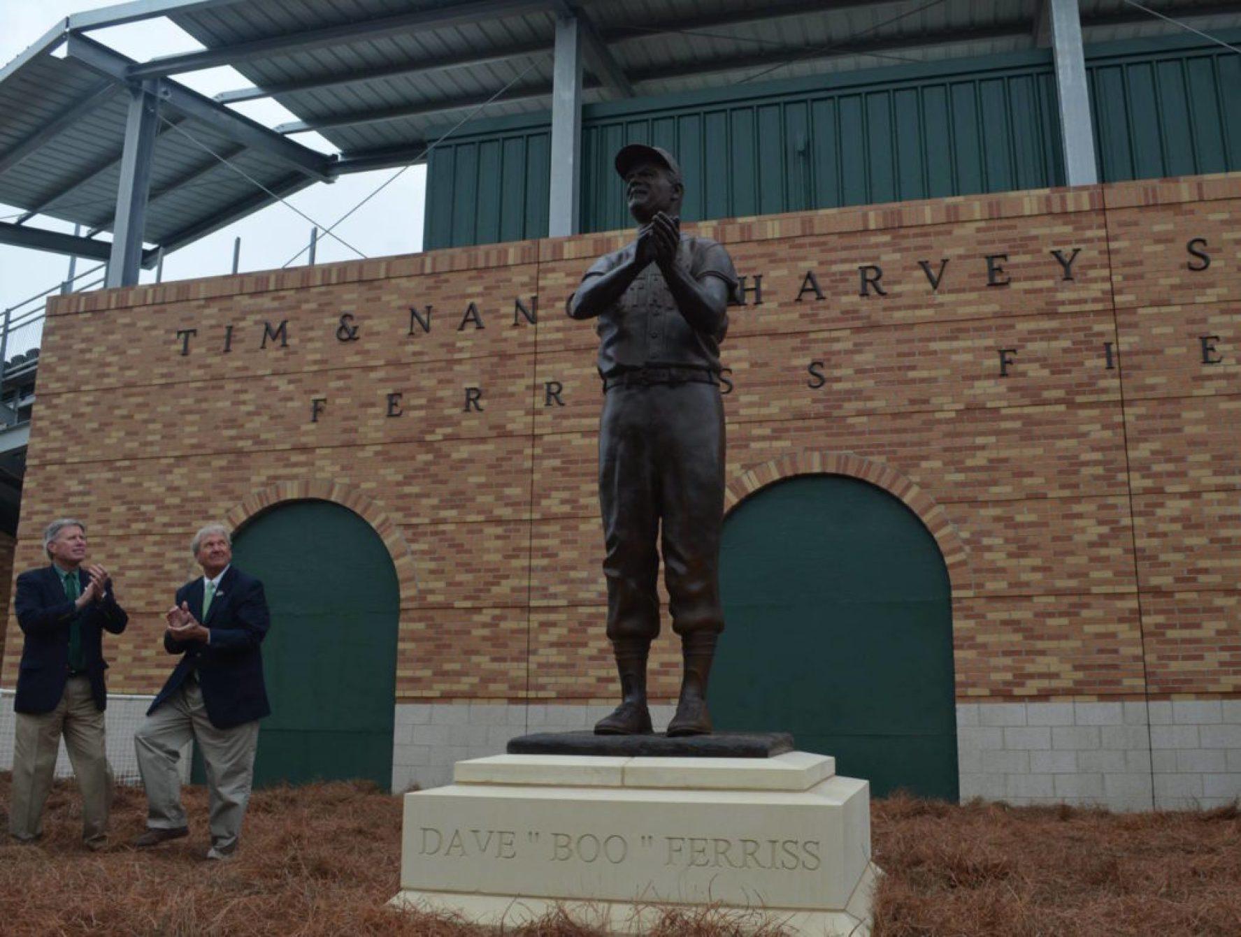 Ferriss statue