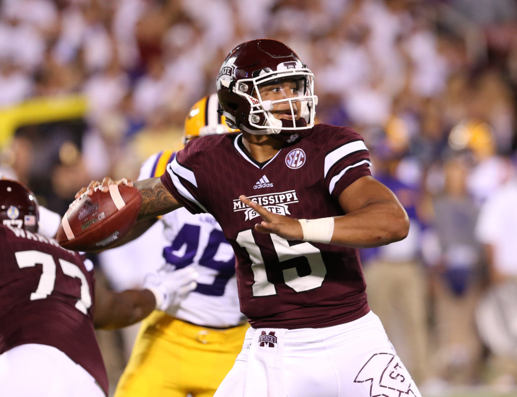 Dak Prescott: The 2015 C Spire Conerly Trophy is one of many honors for which the Mississippi State quarterback has been nominated.