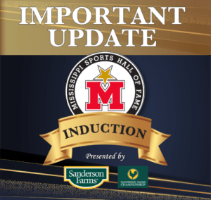Induction Banquet POSTPONED