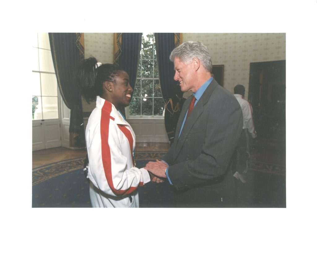 ruthie-with-pres-clinton