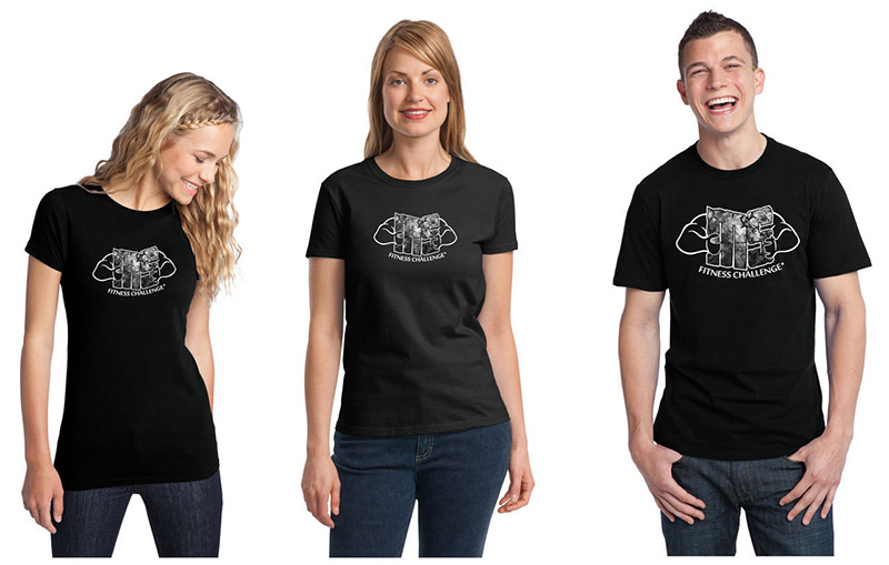 Buy your MSFC T-Shirt to support the organization